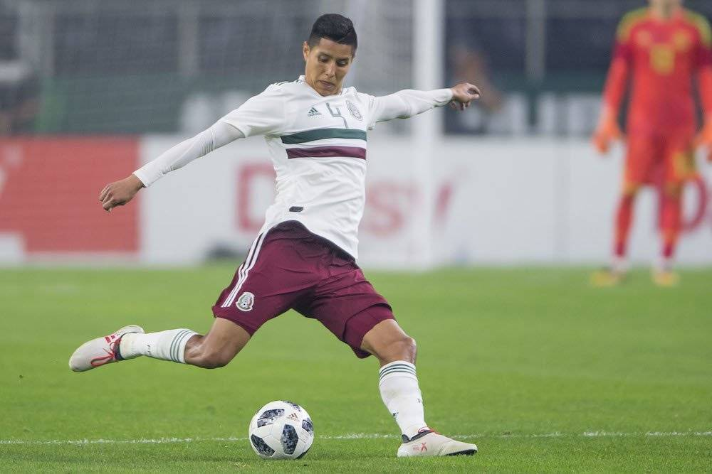 Hugo Ayala / Mexsport