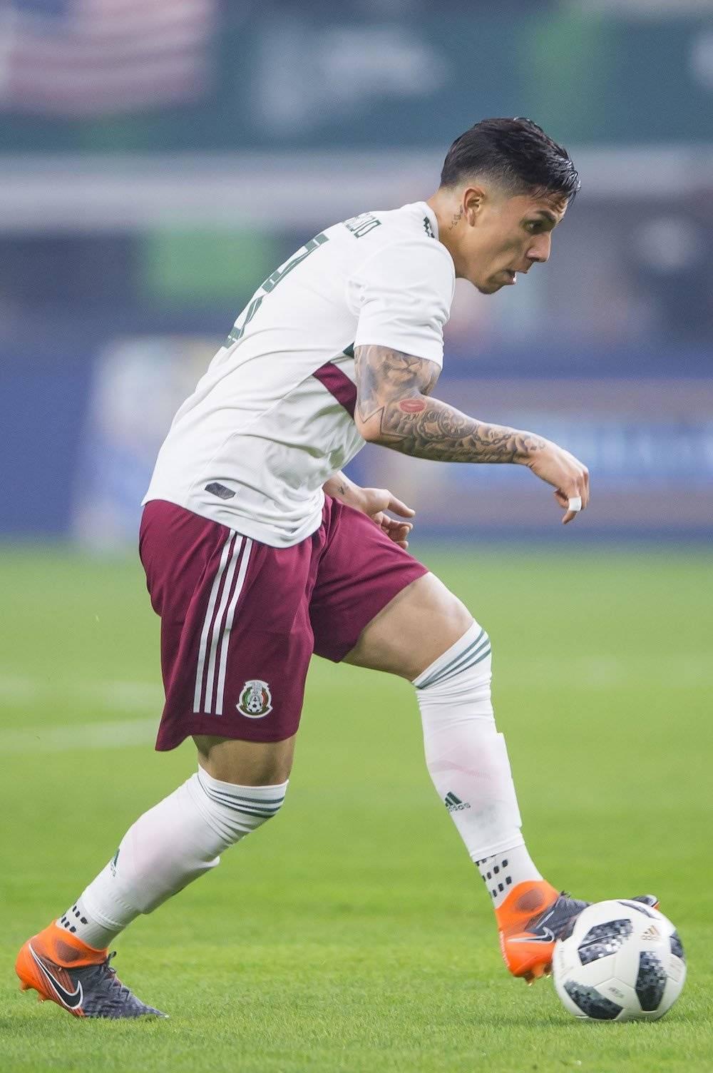 Carlos Salcedo / Mexsport