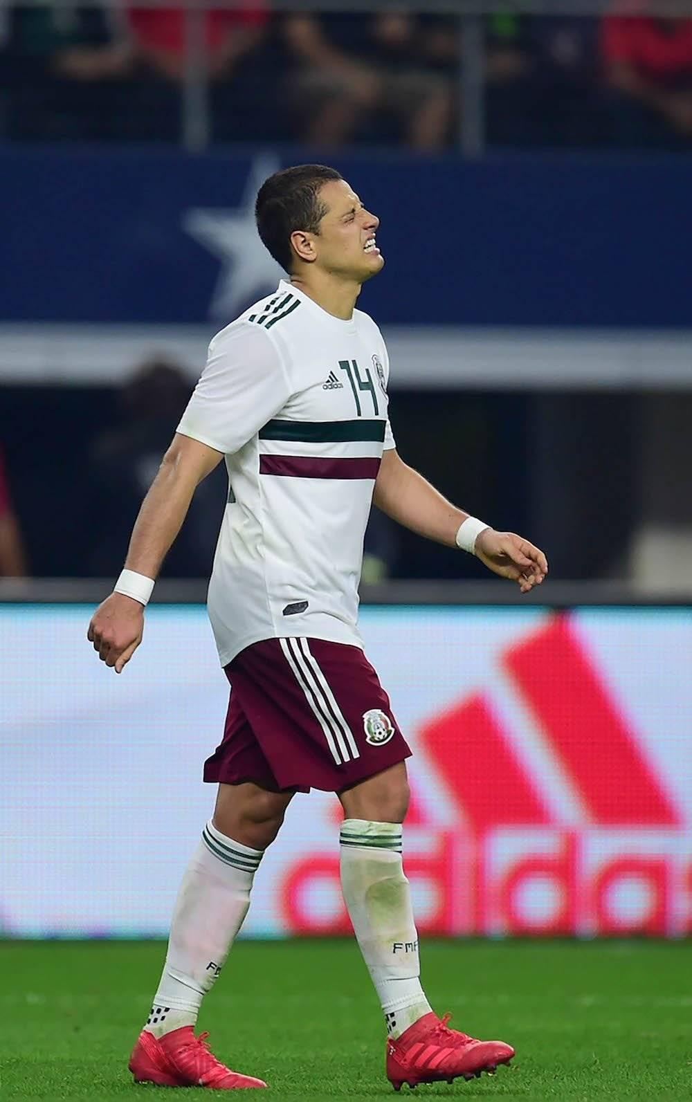 Javier Hernández / Mexsport