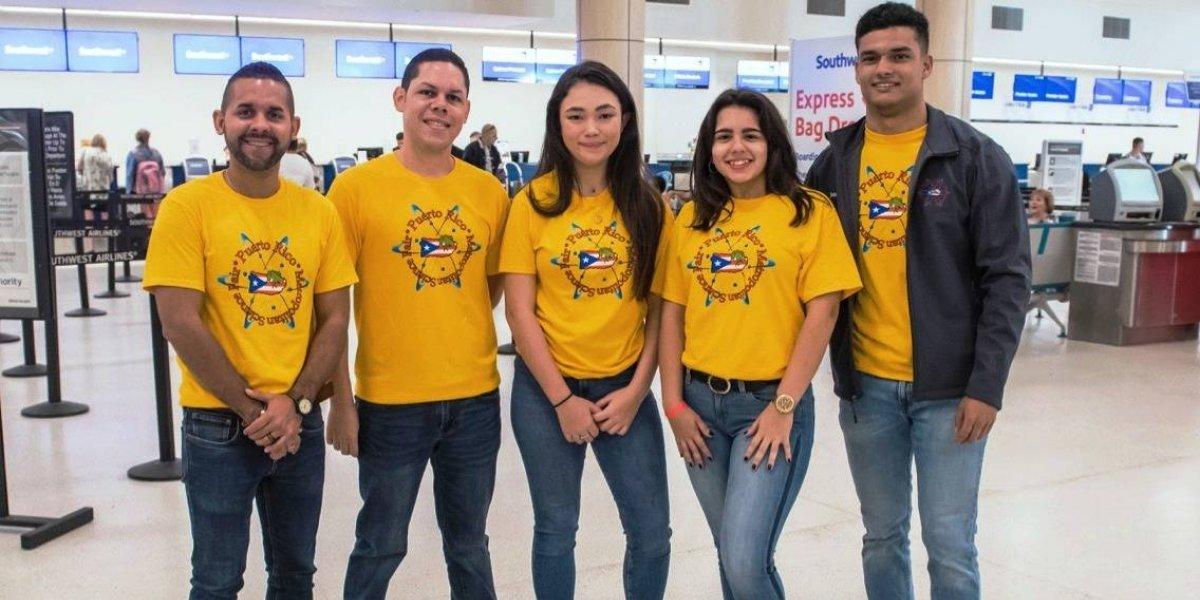 Estudiantes boricuas participan en la Feria Internacional de Ciencias e Ingeniería