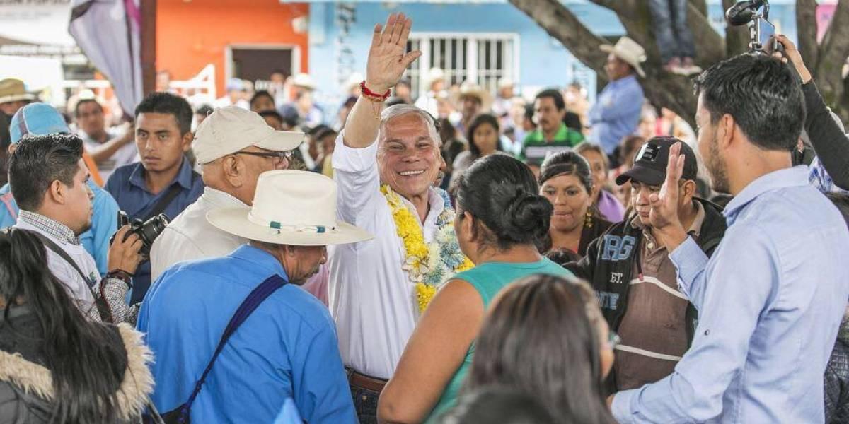Sacaré a Chiapas de su peor crisis: Aguilar Bodegas