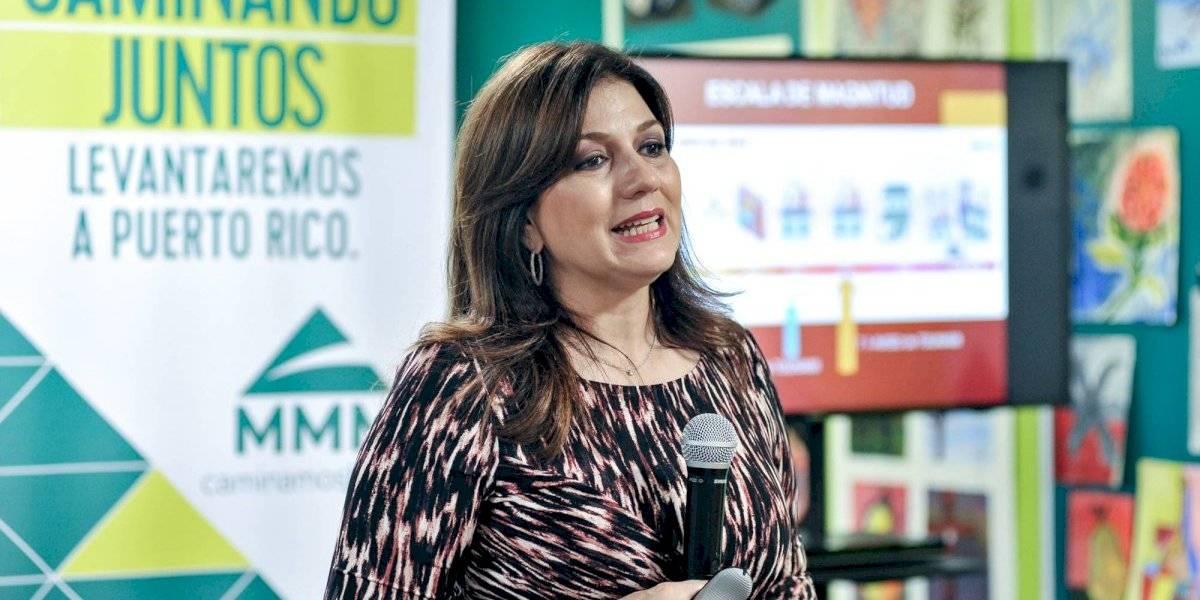 Ada Monzón ofrece detalles sobre sus síntomas de COVID-19