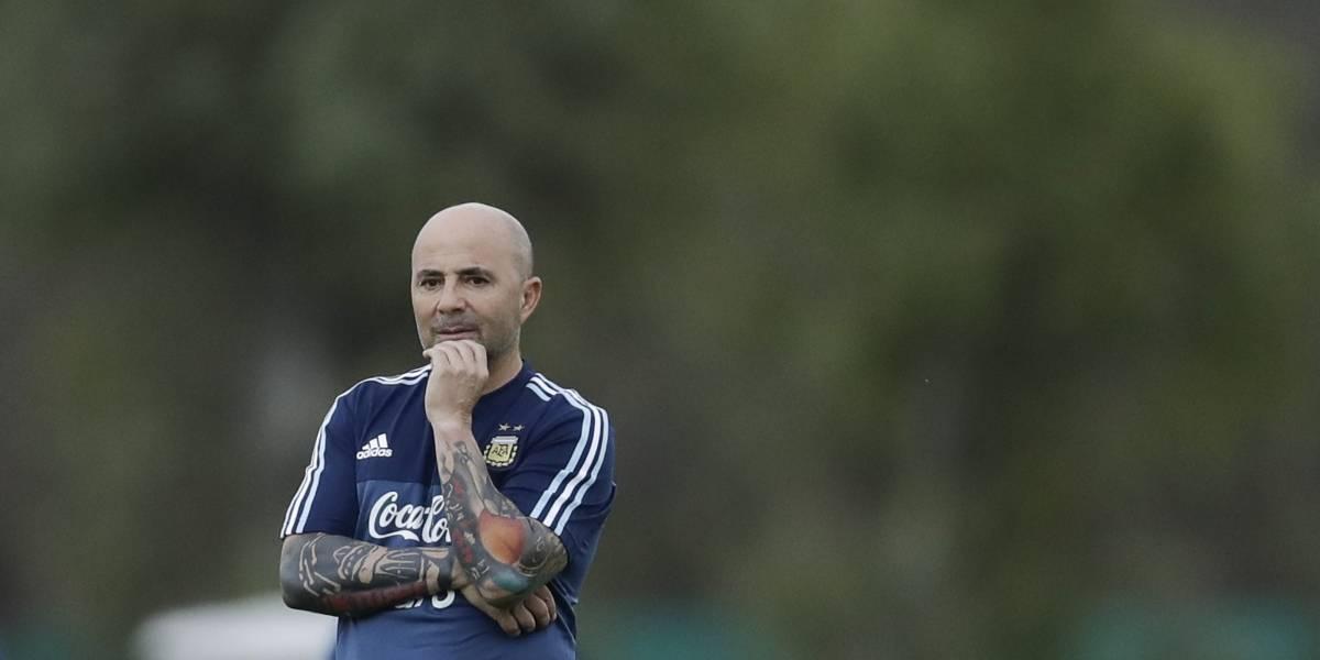 Jorge Sampaoli podría quedarse en Rusia tras el Mundial