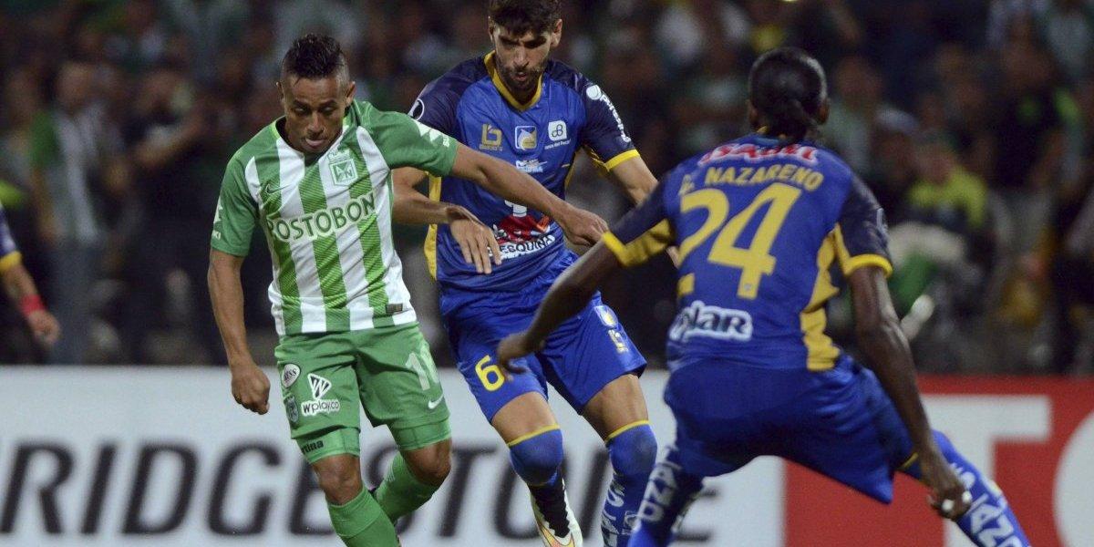 Así vivimos el gran triunfo de Delfín sobre Atlético Nacional en la Libertadores