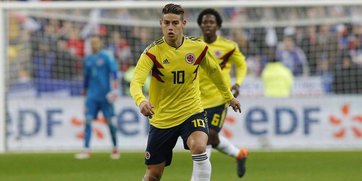 Falcao y James lideran la prenómina de Colombia llena de sorpresas para el Mundial