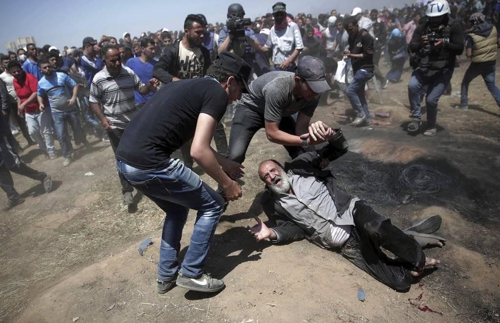 Hasta el momento se han contabilizado 61 personas muertes. Foto: AP