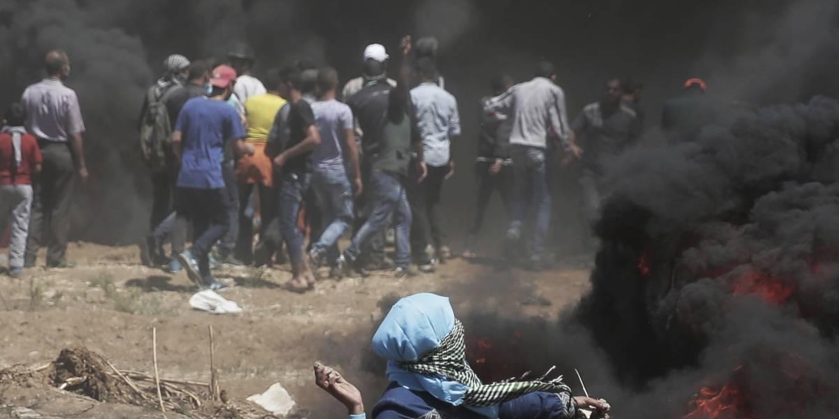 Muere niño palestino de 13 años baleado por israelíes