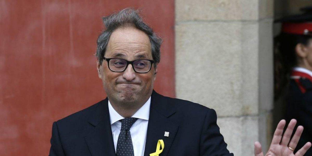 Las frases más polémicas de Quim Torra, el nuevo presidente de Cataluña