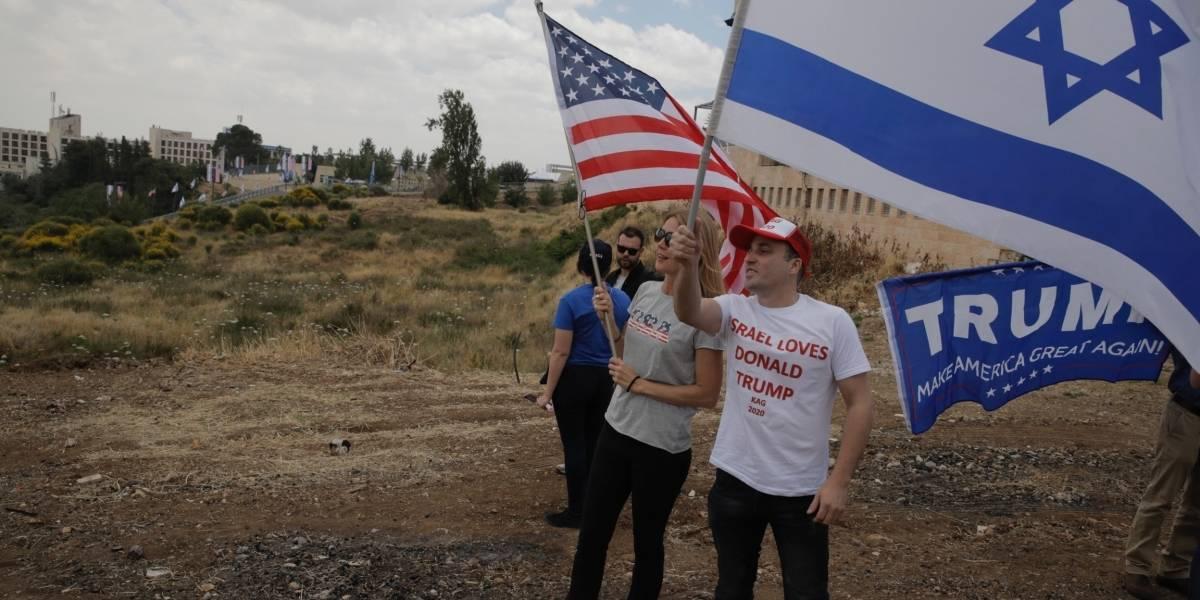 La provocadora fecha que escogieron EEUU e Israel para el traslado de la embajada a Jerusalén