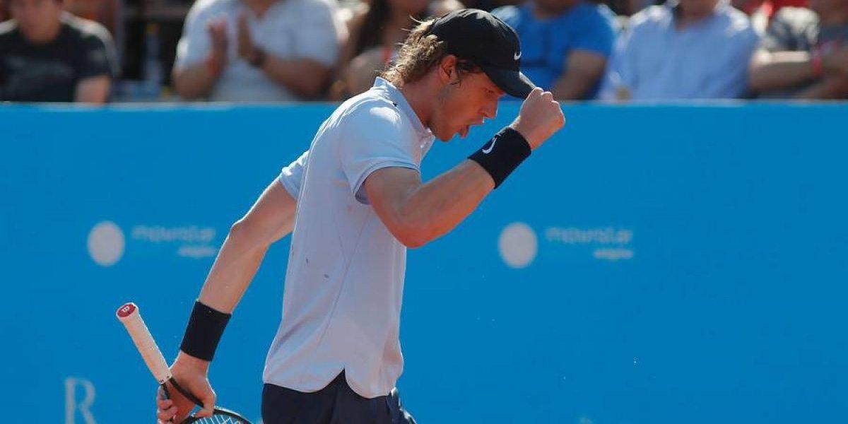 Así vivimos la decepcionante actuación de Nicolás Jarry en el Masters 1.000 de Roma