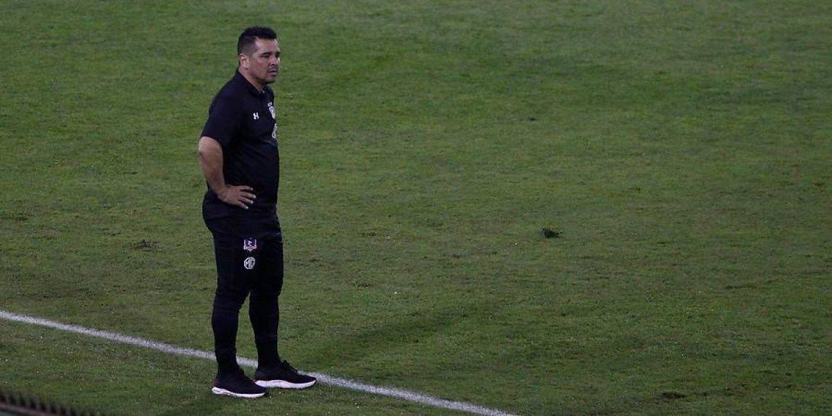 """Tapia confía en Colo Colo ante Bolívar: """"No tengo ninguna duda que vamos a ganar"""""""