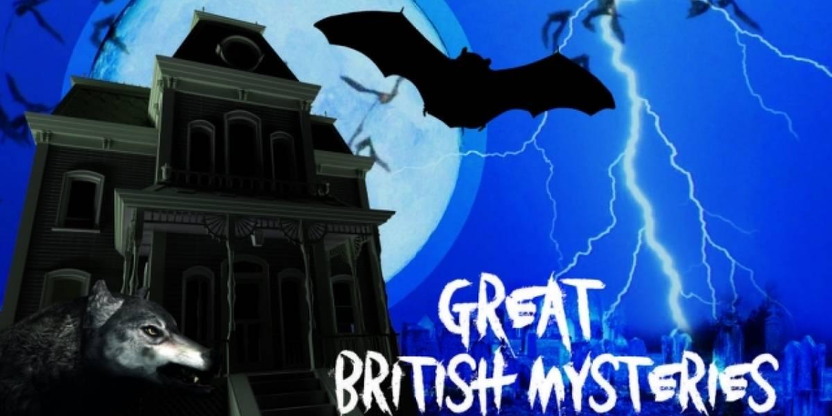 Lugares mal-assombrados do Reino Unido são tema de exposição em SP