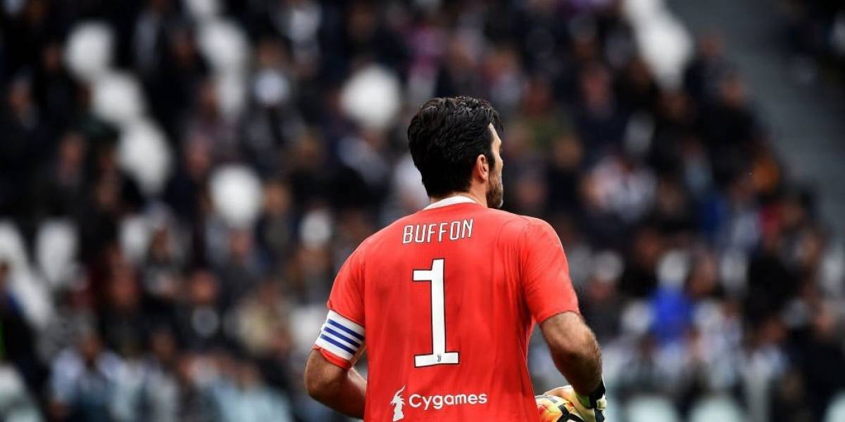 ¿Adiós Gigi? Buffon anunciaría su retiro este jueves en conferencia de prensa