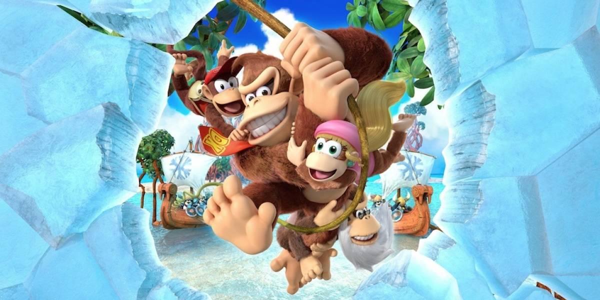 El rey de la jungla está de vuelta: revisamos 'Donkey Kong Tropical Freeze'