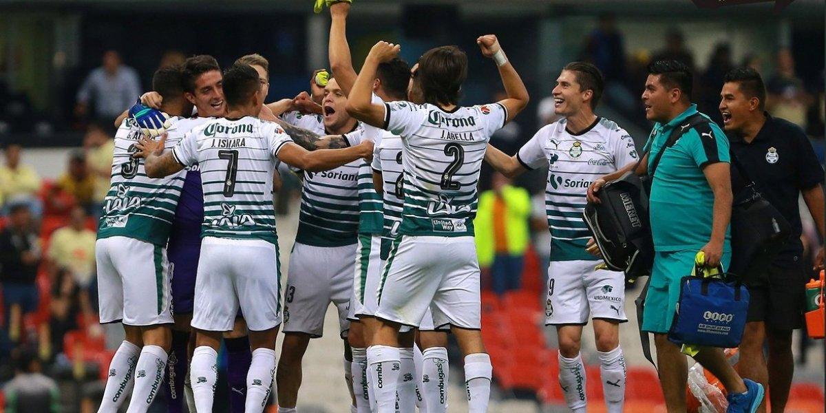 Santos Laguna de Bryan Rabello buscará su sexto título en México ante Toluca de Osvaldo González