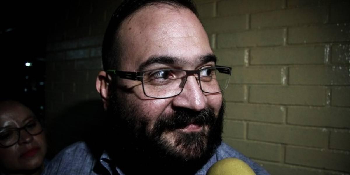 Javier Duarte demanda a Ricardo Anaya por daño moral