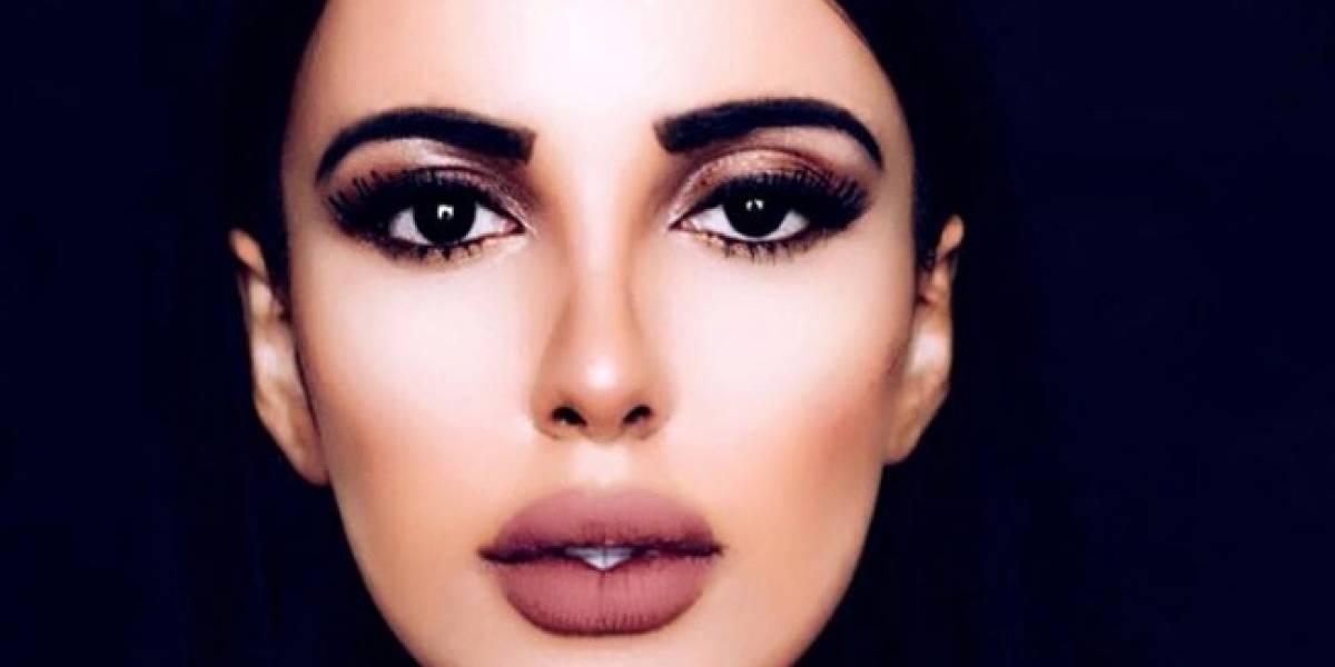Modelo brasileña se sometió a más de 11 cirugías para parecerse a Kim Kardashian