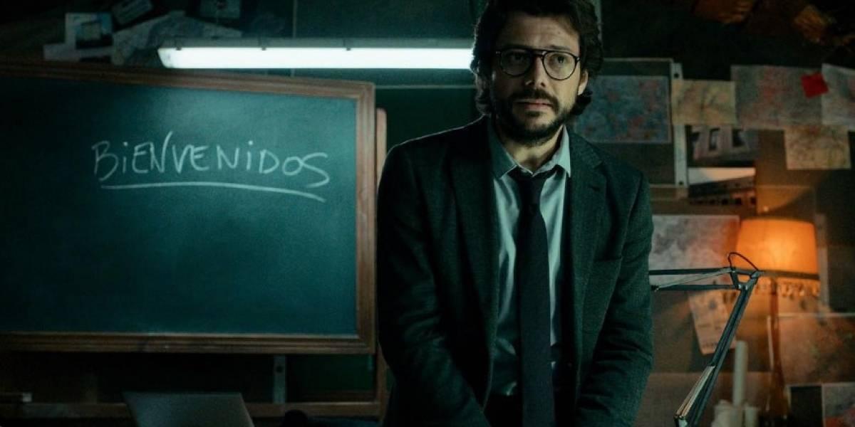 """Este actor podría convertirse en el nuevo integrante de """"La Casa de Papel"""""""