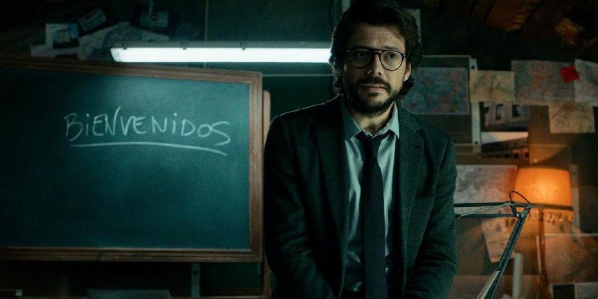 'Bogotá' será el nuevo protagonista de 'La casa de papel'
