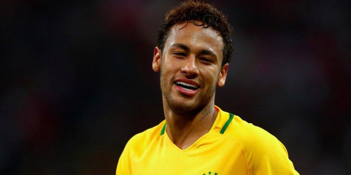 Brasil convoca a Neymar en lista definitiva para el Mundial
