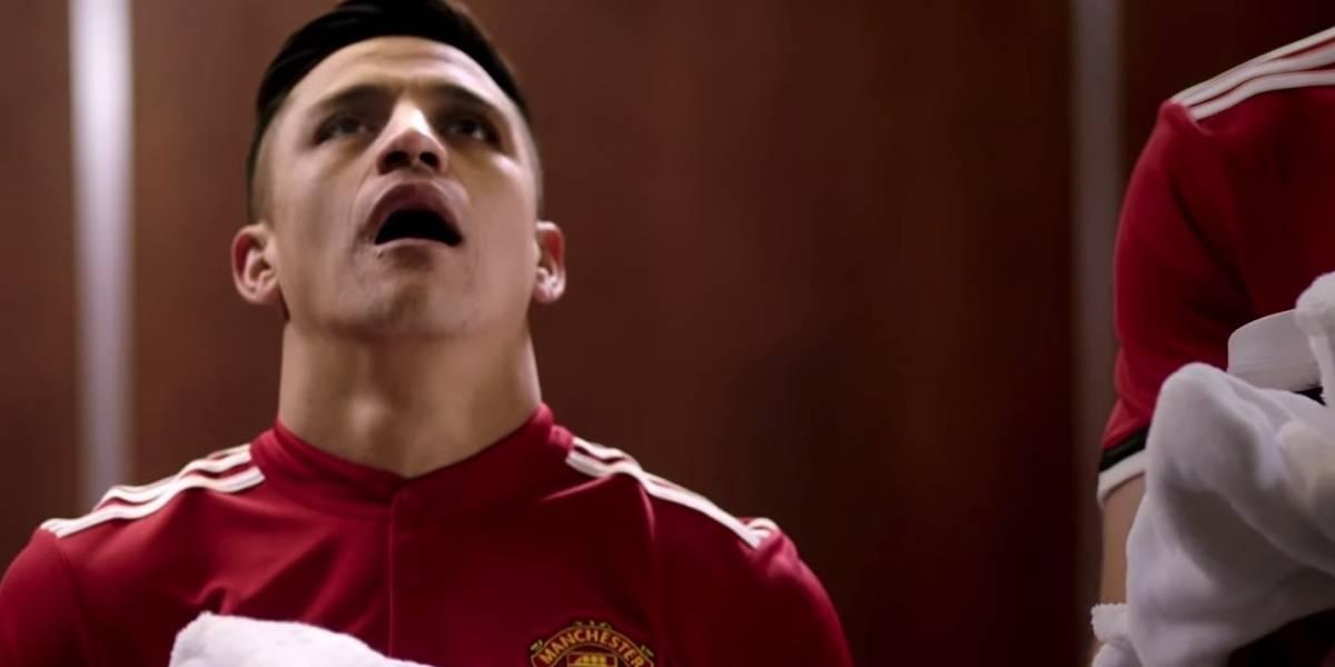 El nuevo viral de Deadpool 2 hace enojar a los jugadores del Manchester United