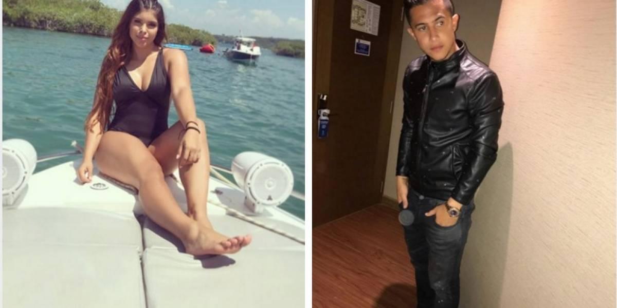 ¿Laura Jaramillo le fue infiel a Michael Ortega?