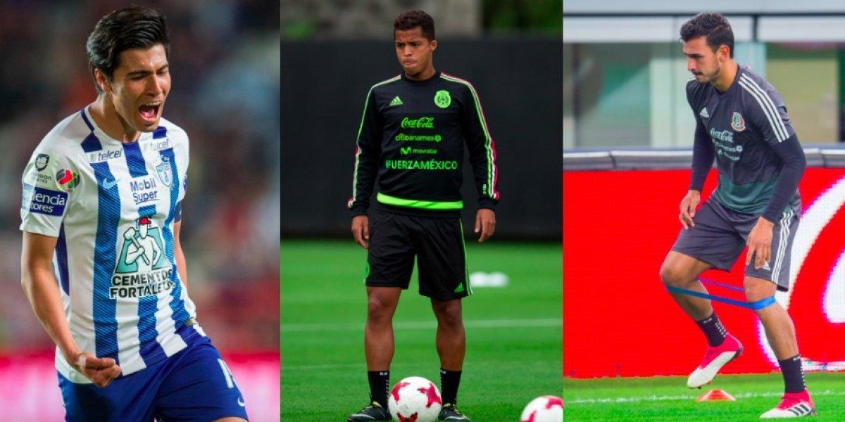 Los cinco futbolistas que quedarían fuera del Mundial