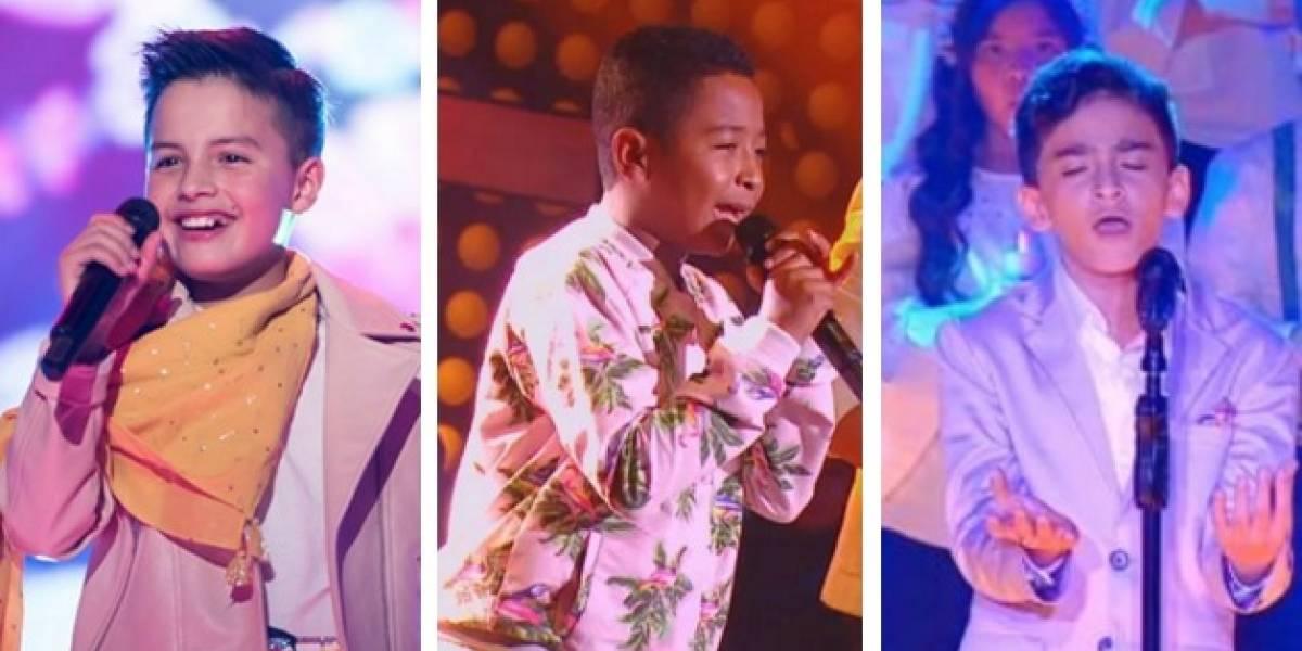 ¿Quién será el niño ganador de 'La Voz Kids'?