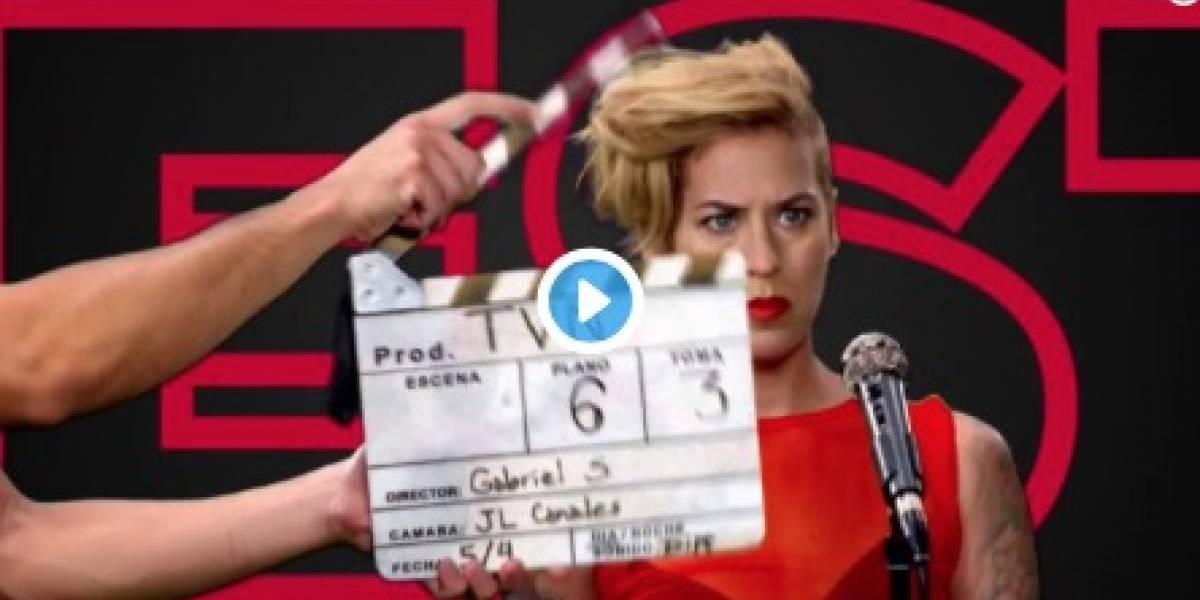 El revival de Rojo debutó liderando por TVN