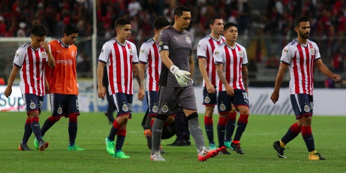 Chivas, el gran ausente de los cuatro grandes para Rusia 2018