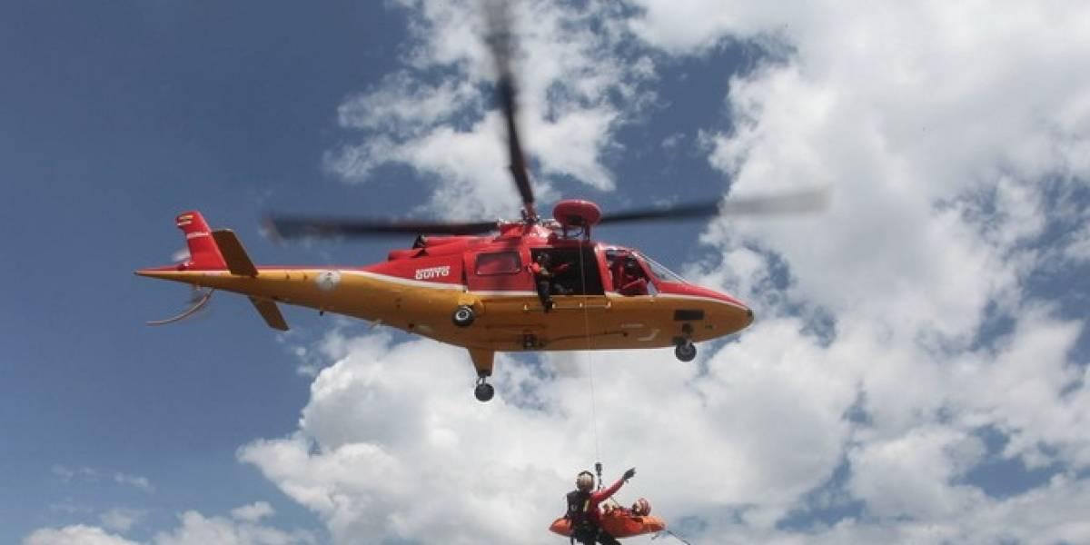 Bomberos de Quito se pronunció ante proceso de adquisición del helicóptero
