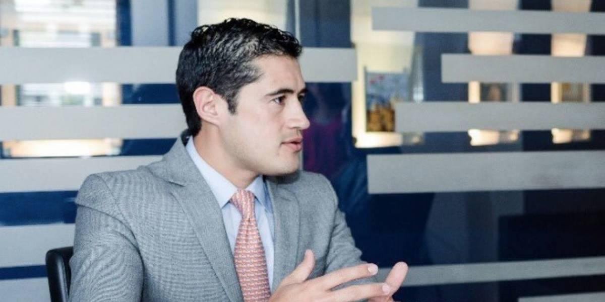 Richard Martínez Alvarado es el nuevo Ministro de Economía y Finanzas