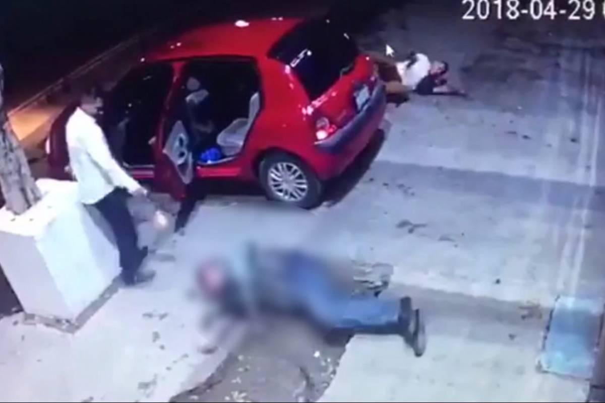 Asesinan a 'cadenero' de bar en CdMx