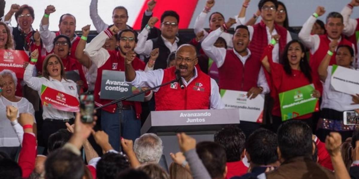 René Juárez Cisneros llama a priistas a la unidad y a no bajar la guardia