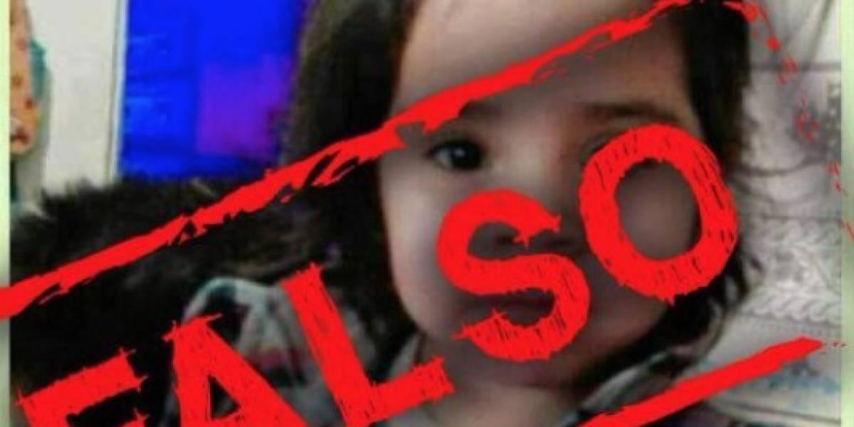 Quito: Ministerio del Interior alerta sobre imagen falsa que circula en redes sociales