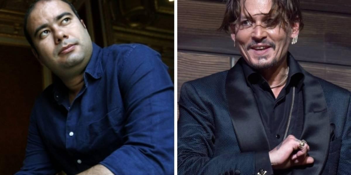 Johnny Depp trabajará con el director colombiano Ciro Guerra