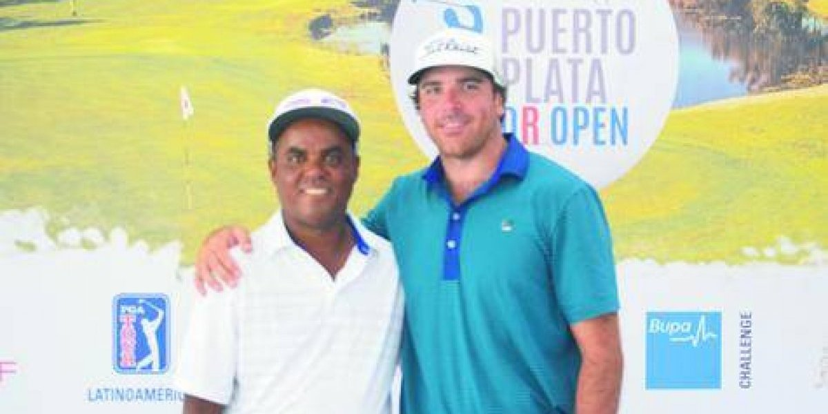 Emenegildo Vásquez avanza en el Puerto Plata DR Open