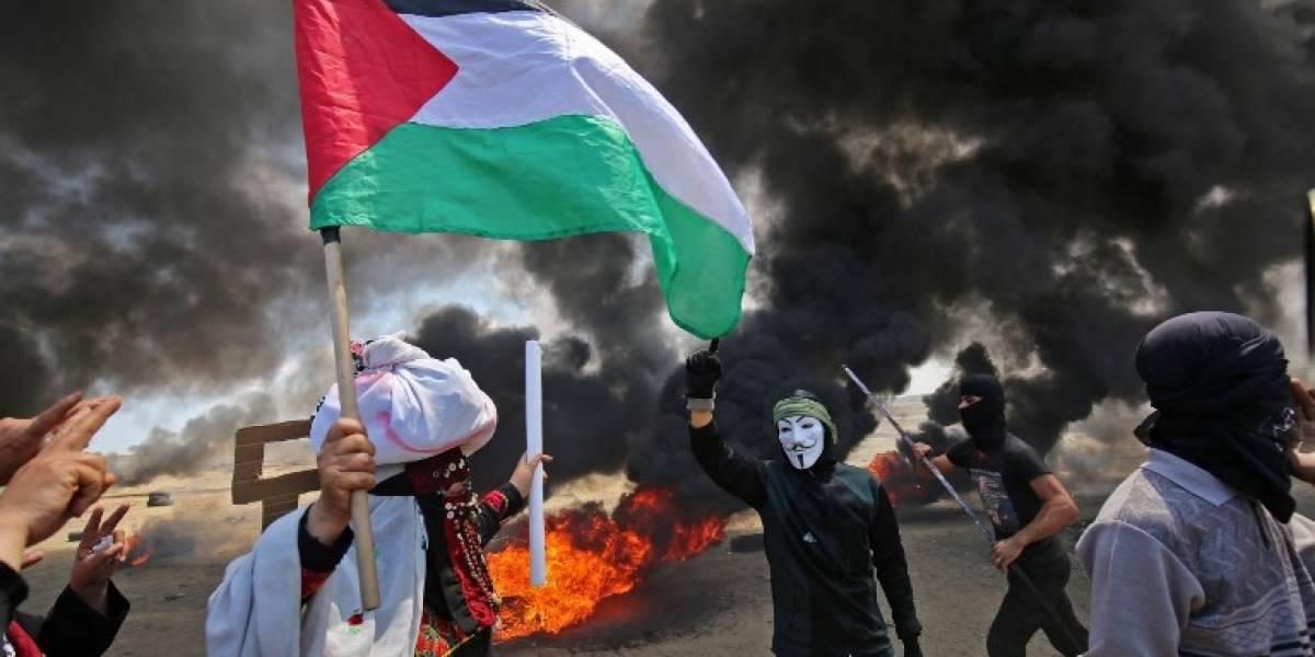 En medio de enfrentamientos en Gaza, inauguran embajada de EE. UU. en Jerusalén