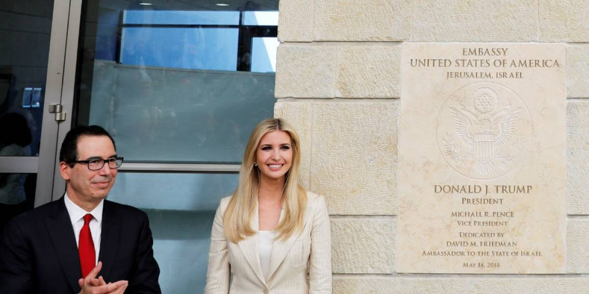 EU inaugura su embajada en Jerusalén en medio de sangre palestina