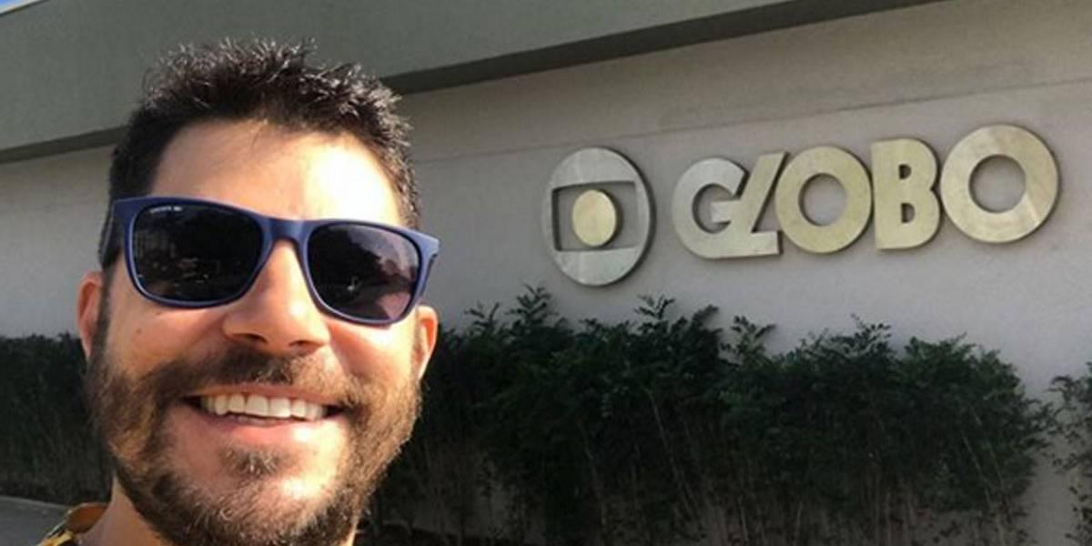 Evaristo Costa diz que prefere lavar louça a voltar para a Globo