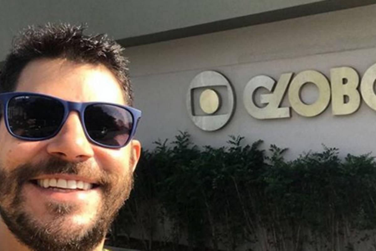 Resultado de imagem para Evaristo Costa diz que prefere lavar louças a voltar para a Globo