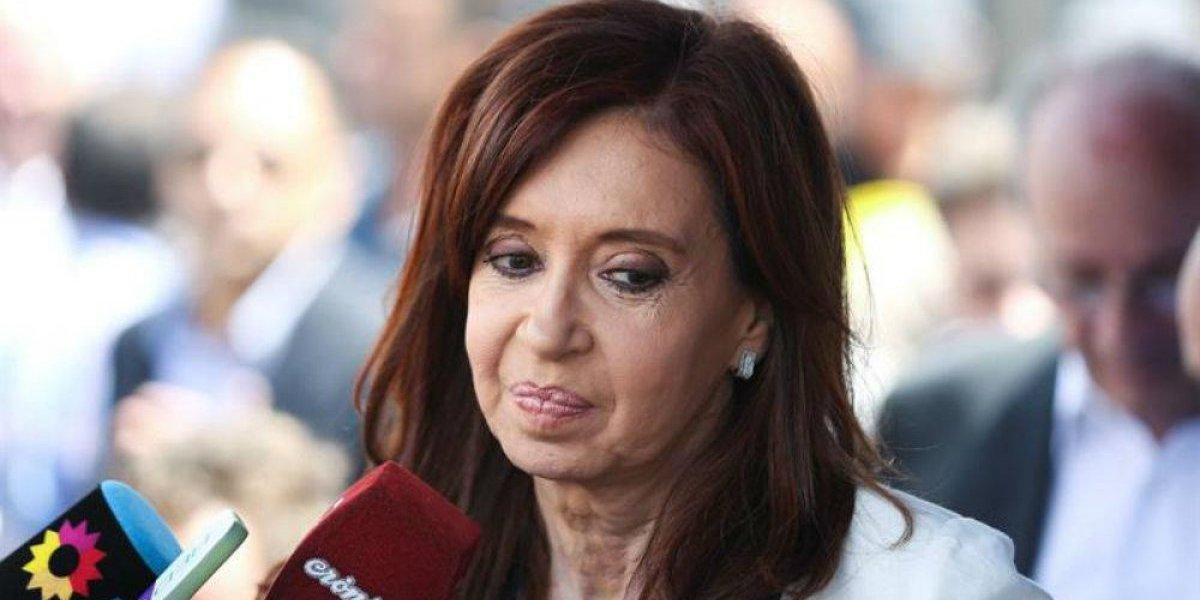 Procesan a ex presidenta de Argentinapor lavado de dinero