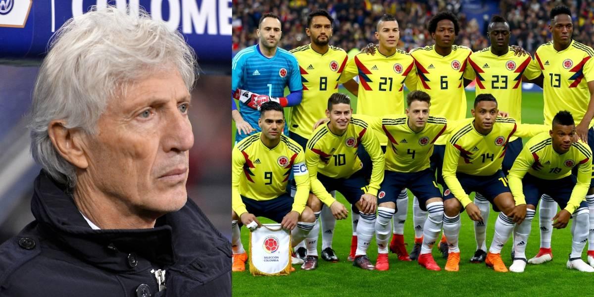 ¡Los elegidos de 'Don José'! Pékerman y sus hombres para el Mundial Rusia 2018