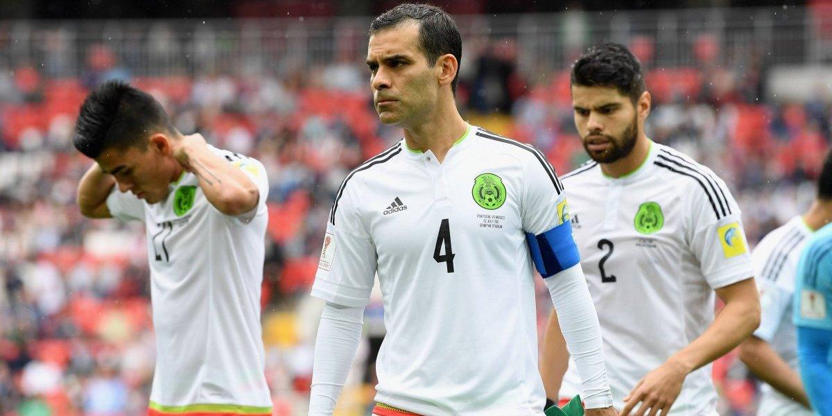 Rafael Márquez comanda la nómina previa de México con 28 futbolistas para Rusia 2018