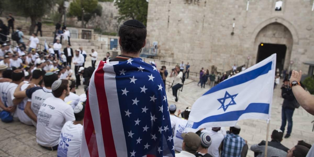 """Embajada de EU en Jerusalén: un hecho """"simbólico"""" trascendental para la región"""