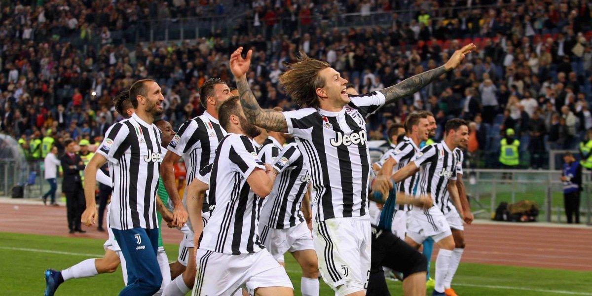Juventus presume su nueva indumentaria para el siguiente torneo