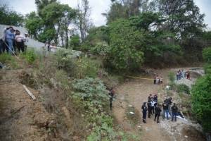 localizan a hombre fallecido en el río Platanitos