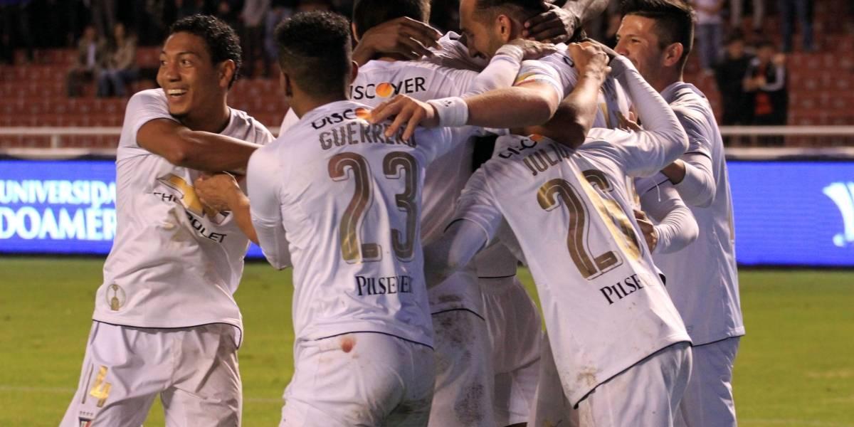 Liga de Quito vence a Macará y recupera el liderato del campeonato ecuatoriano