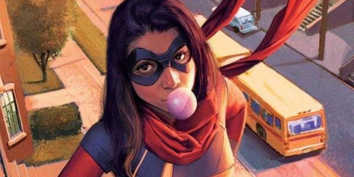 Guerra Infinita: Kevin Feige confirma que Ms. Marvel estreia depois de Capitã Marvel