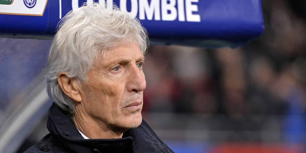 Colômbia divulga 35 pré-convocados para a Copa do Mundo